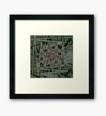 The Abyss Of Abstract Dreams Framed Print