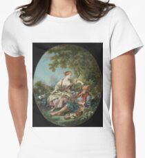 Francois Boucher - Les Sabots1768 T-Shirt