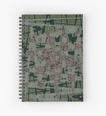 The Abyss Of Abstract Dreams Spiral Notebook