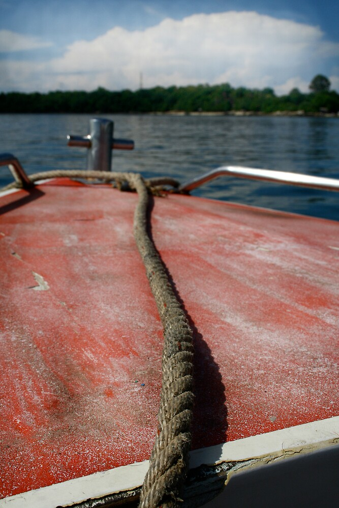 boat rope by jonlunsford