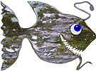 Bark Fish by Juhan Rodrik