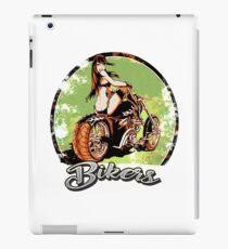 beauty Bikers iPad Case/Skin