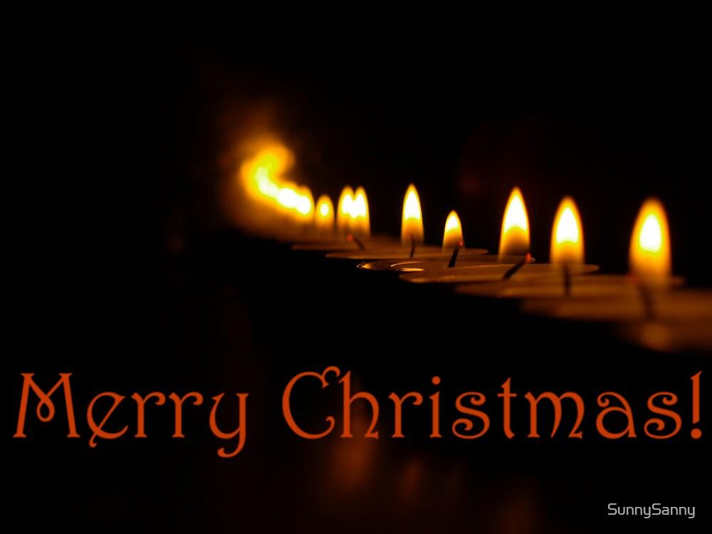 Merry Christmas! by SunnySanny