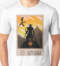 Dovahkiin, Dragonborn Unisex T-Shirt