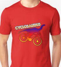Cycle humor Unisex T-Shirt