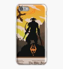 Dovahkiin, Dragonborn iPhone Case/Skin