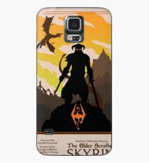 Dovahkiin, Dragonborn Case/Skin for Samsung Galaxy