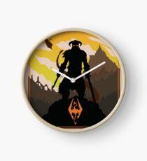 Dovahkiin, Dragonborn Clock