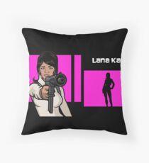 Lana Kane, Archer Throw Pillow