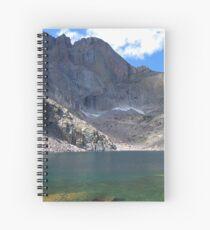 Chasm Lake Spiral Notebook