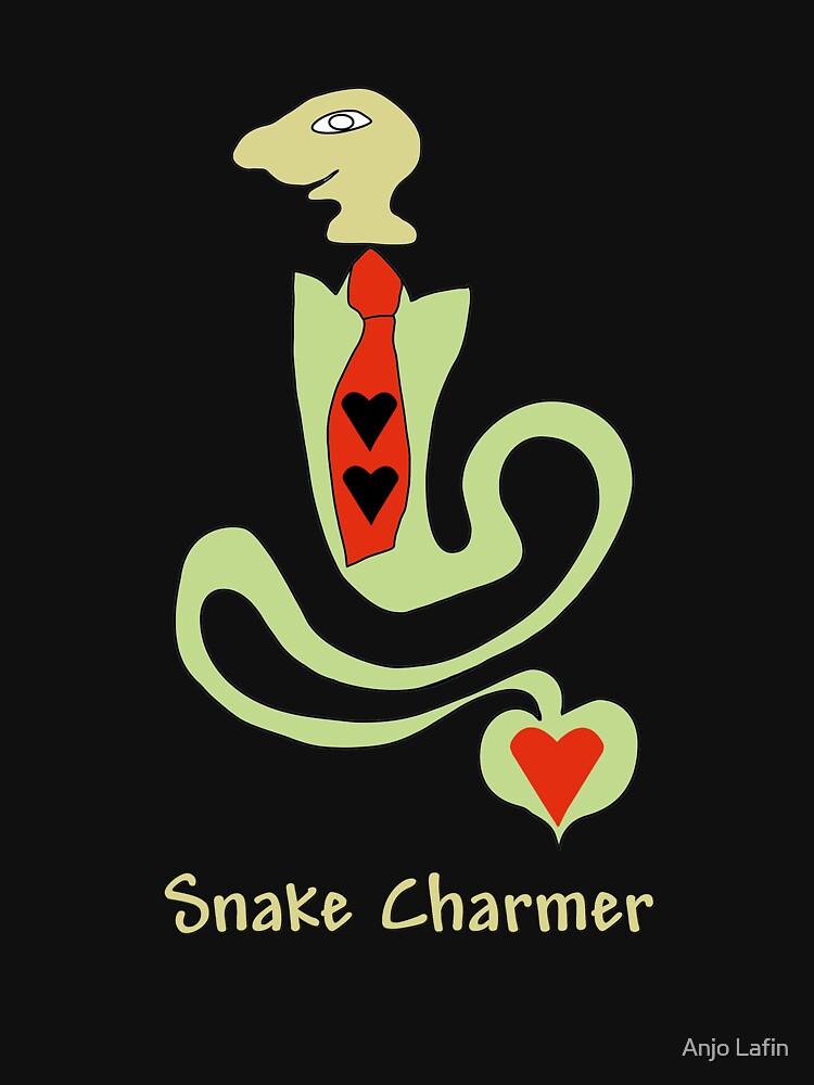 Snake charmer by talisbird