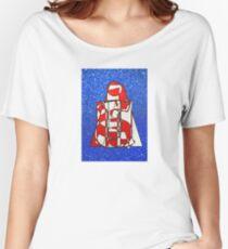 AUSTRIA – Glitter Women's Relaxed Fit T-Shirt