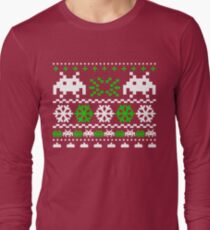Funny Ugly Christmas Holiday Sweater Design T-Shirt