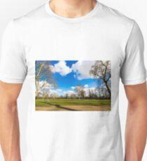 Summertime in the park T-Shirt