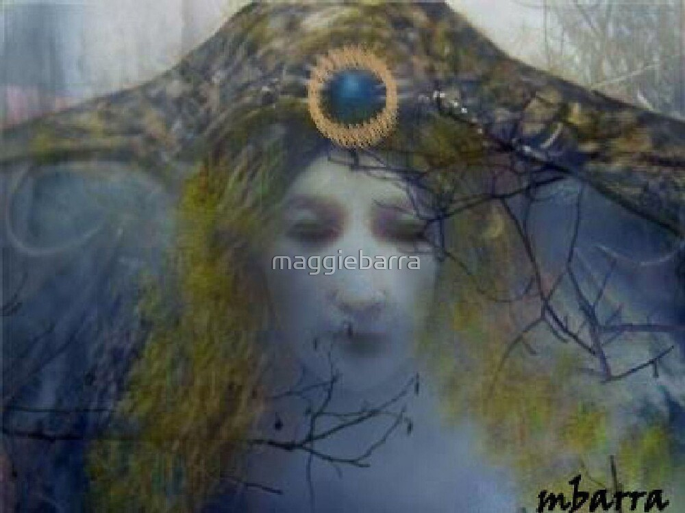 Queen Medb by maggiebarra