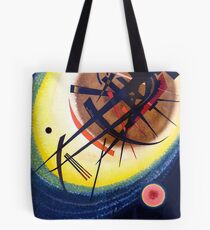 Wassily Kandinsky In the Bright Oval Tote Bag