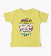 Trippy luchadore Baby Tee