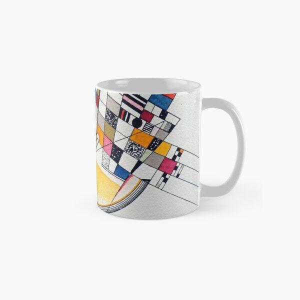 Wassily Kandinsky Delicate Tension Classic Mug