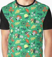 abstract mushroom  Graphic T-Shirt