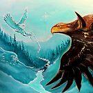 « Eagles against pipeline » par fannyaishaa