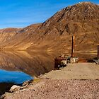 Glen Etive Panorama by Cat Perkinton