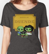 O'BABYBOT: House of Duende Family Women's Relaxed Fit T-Shirt