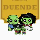 O'BABYBOT: House of Duende Family by Carbon-Fibre Media