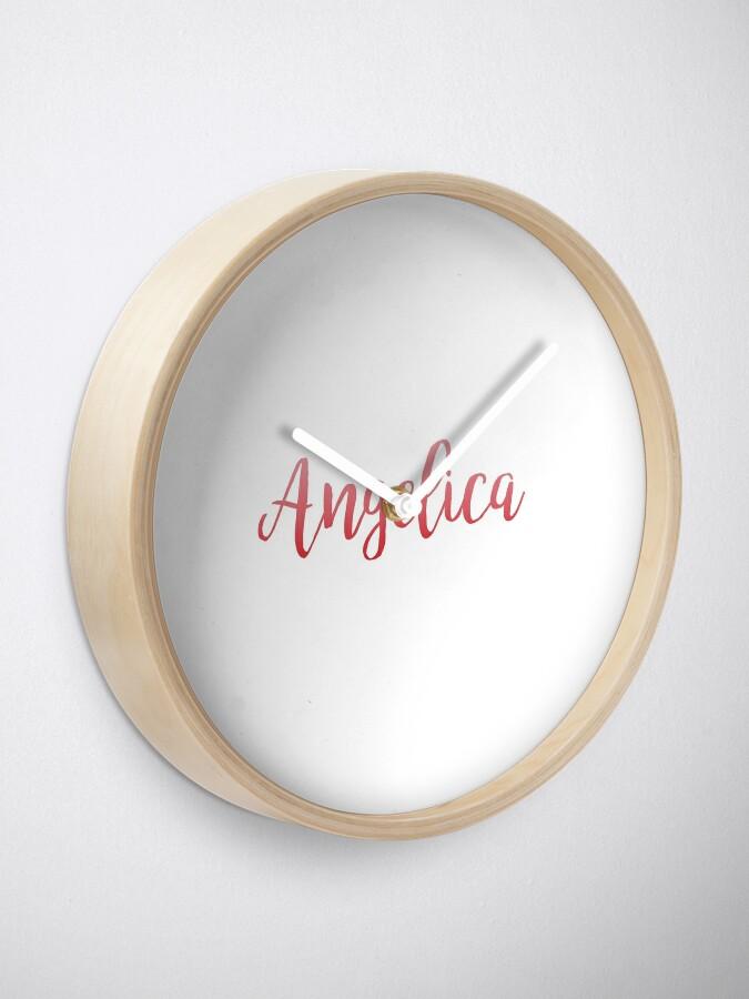 Vista alternativa de Reloj Angélica...