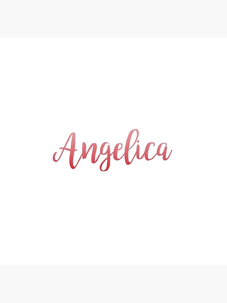 Angélica... de allistahl