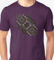 Belt Buckle Lattice Work Unisex T-Shirt