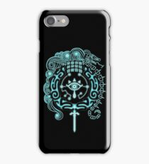 Open Your Eyes iPhone Case/Skin
