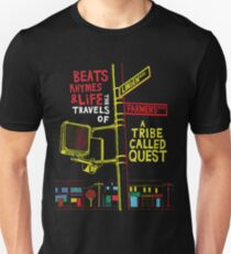 A Tribe Called Quest - Street Sign Unisex T-Shirt