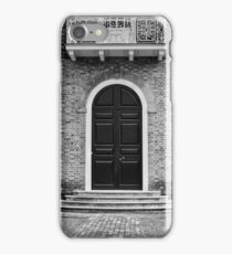 House of Burgesses iPhone Case/Skin