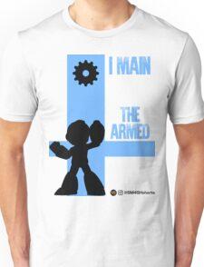 The Armed (Black) Unisex T-Shirt