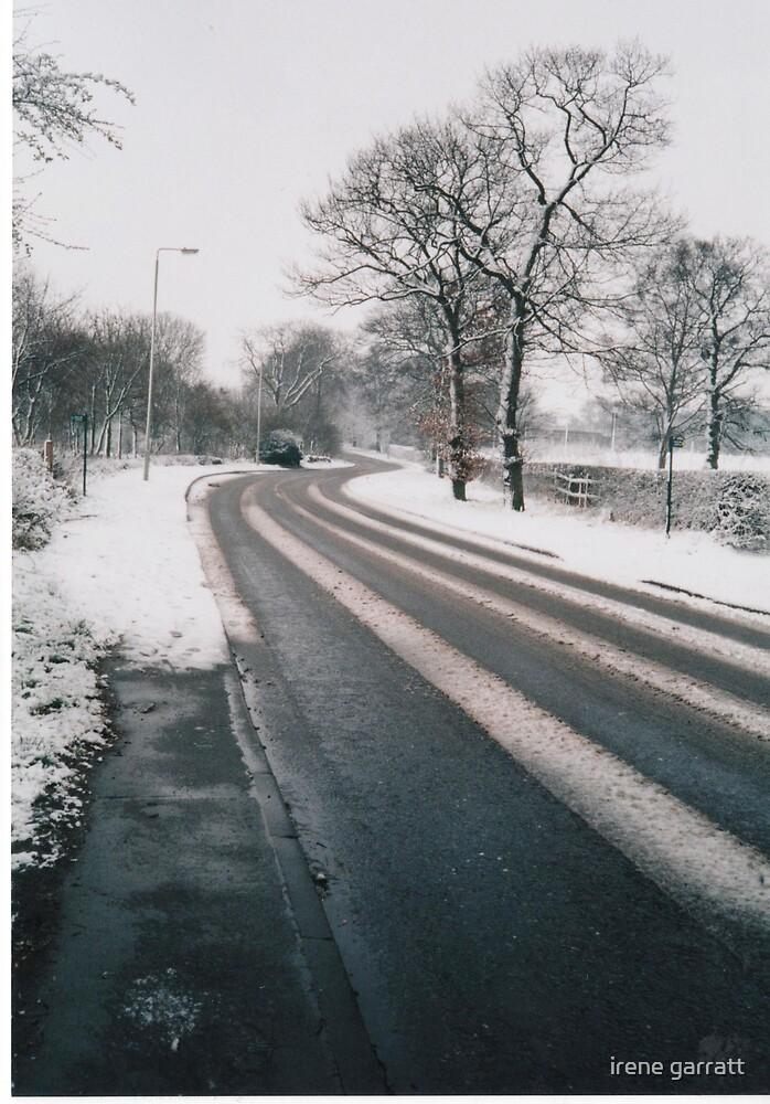 Winter time by irene garratt
