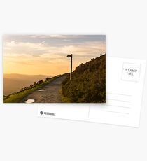 Bend in the path LS Postcards