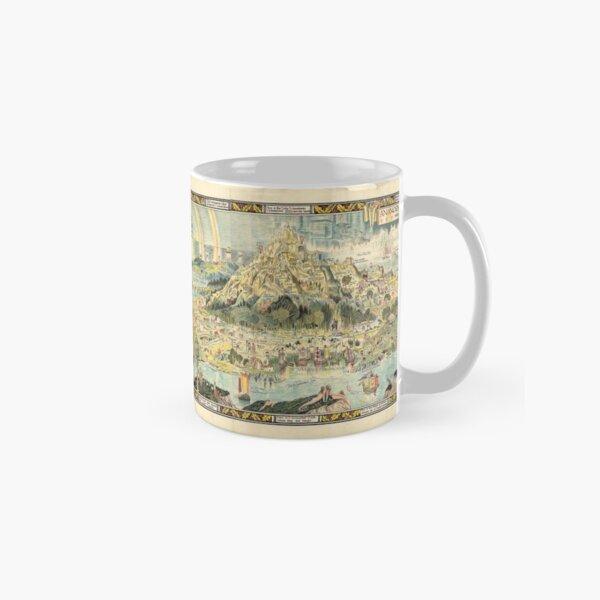 An Ancient Mappe of Fairyland - 1918 Classic Mug