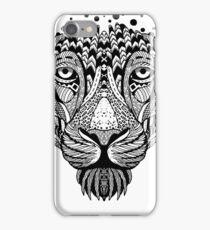 Lion Lady iPhone Case/Skin