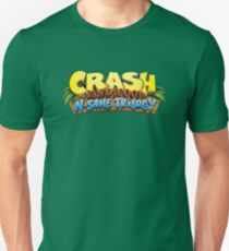 CRASH BANDICOOT LOGO T-Shirt