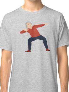 Cool Einstein Nerd Geek Tshirt Classic T-Shirt