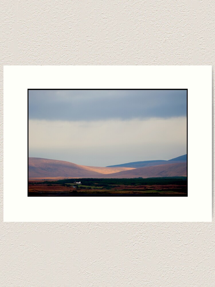 Alternate view of a day for the fire Art Print