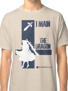 The Dragon - Female (White) Classic T-Shirt