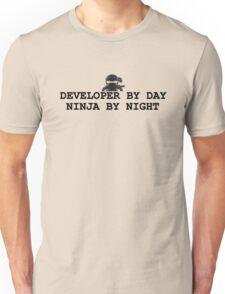 ninja developer Unisex T-Shirt