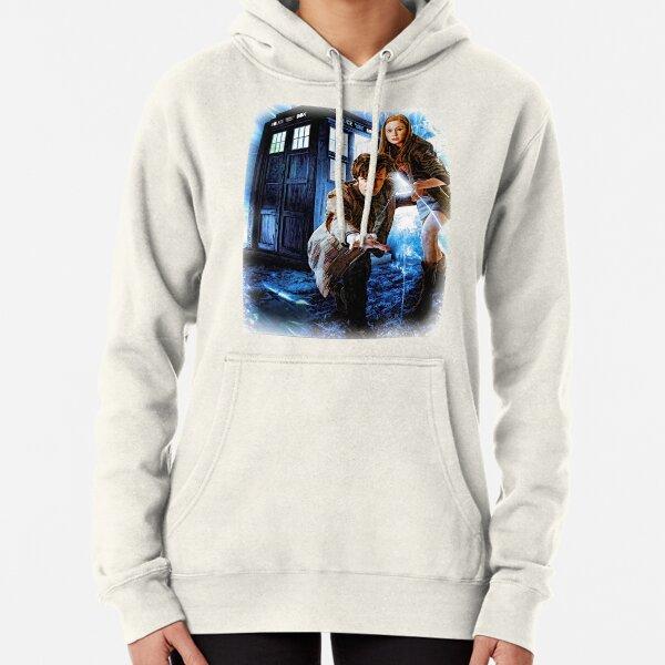 Action figures of Doctor Hoodie / T-Shirt Pullover Hoodie