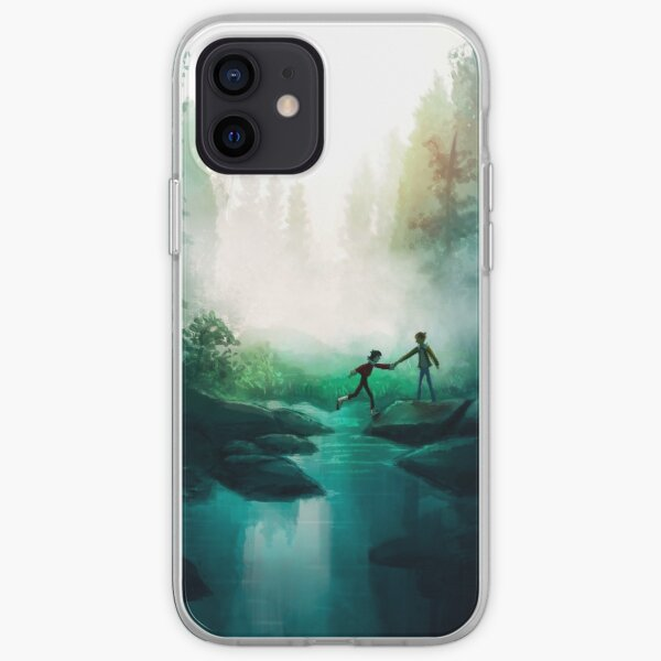 Meet Me In The Woods iPhone Soft Case