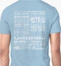 Glass Shark Shirt T-Shirt