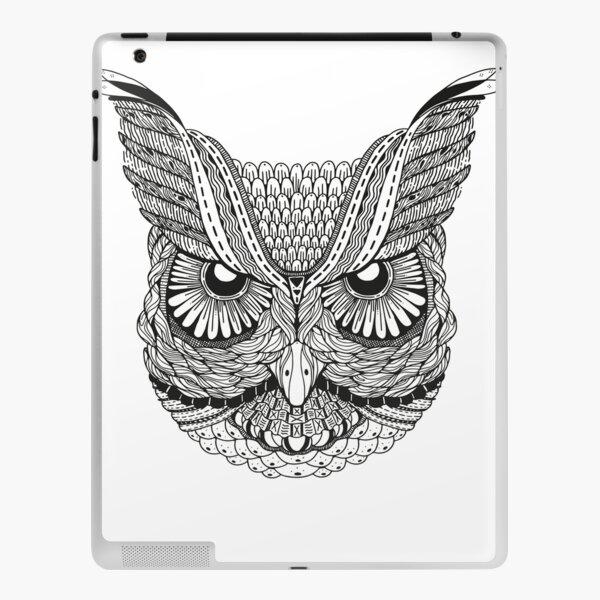 Owl iPad Skin