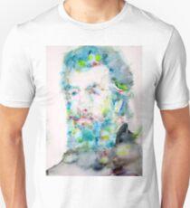 HERMAN MELVILLE - watercolor portrait T-Shirt