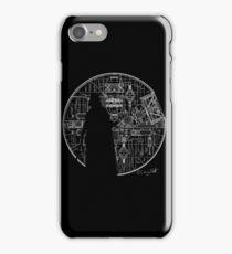 Darth Vader Death Star  iPhone Case/Skin