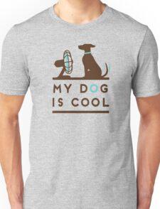 Tshirt Dog Cool funny Pet Unisex T-Shirt